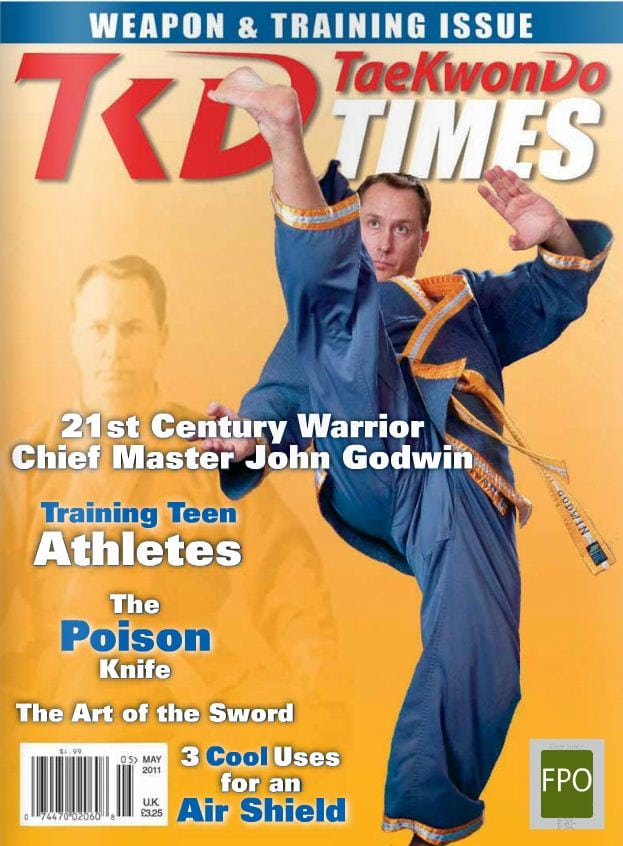 Tae Kwon Do Times Magazine din USA